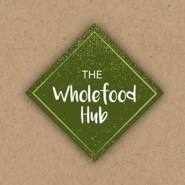 The Wholefood Hub - Logo