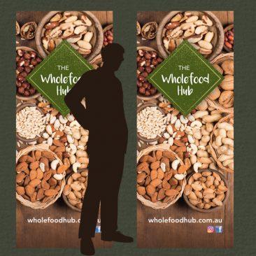 The Wholefood Hub - Large Format